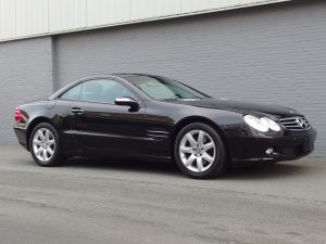 Mercedes Sl 350 2003 (Beautiful Condition & Great Documentation)
