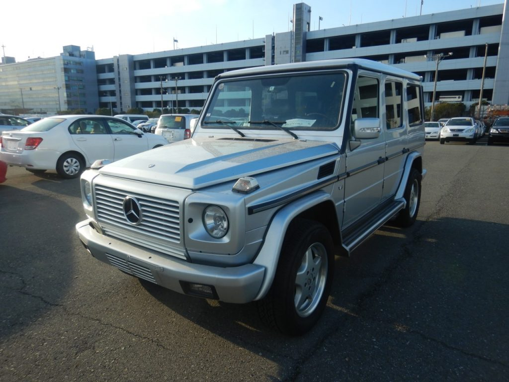 Mercedes G500 Long 2000 (7 Seater & Great Looking Youngtimer)