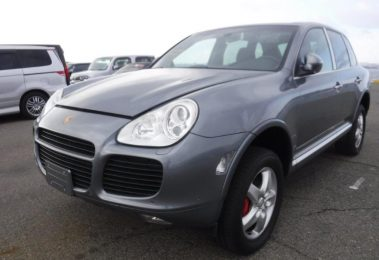 Porsche Cayenne Turbo 2005 (Beautiful Condition & Strong Car)