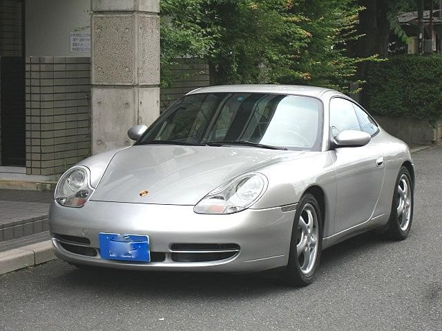 Porsche 911 / 996 Coupe 2000 (Very Presentable & Well Documented)