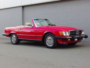 Mercedes 560 SL 1988 (Presentable Car & Great Technical Condition)
