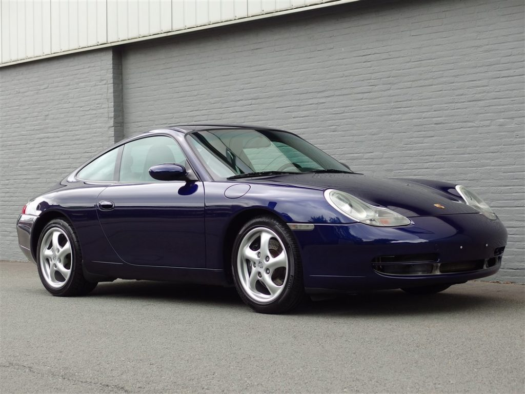 Porsche 911 / 996 Coupe 2001 (Beautiful Condition & Great Sports Car)
