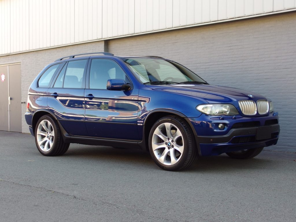 BMW X5 4.8is 2005 (Panoramic Roof & Unique Youngtimer)