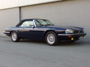 Jaguar XJ-S Convertible V12 1989 (Great Body & Perfect Summer Cruiser)