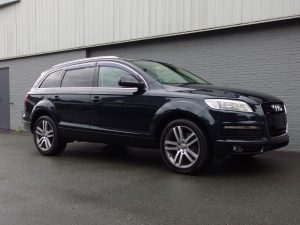Audi Q7 4.2L 2007 (Beautiful SUV & 7 Seater)
