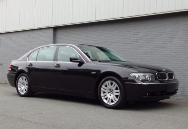 BMW 745Li 2002 (Very Presentable & Well Documented)