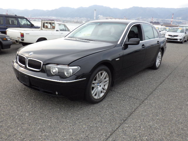 BMW 745Li 2002 (Very Presentable & Well Documented)