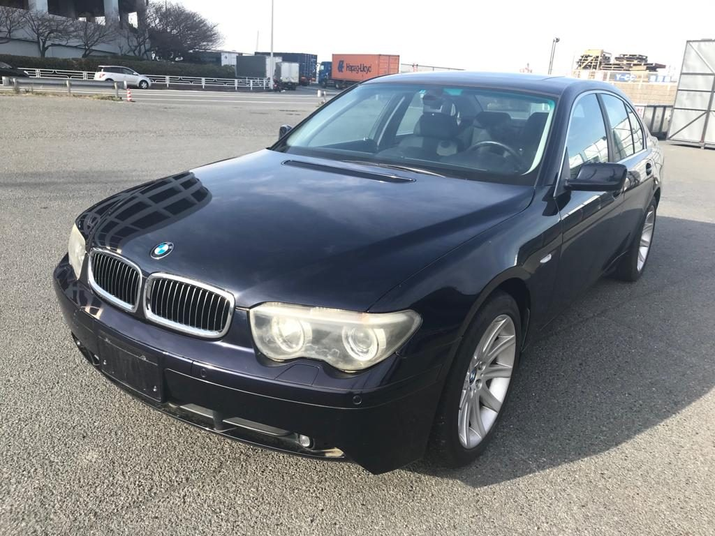 BMW 745i 2003 (luxury Youngtimer & Very Clean Car)