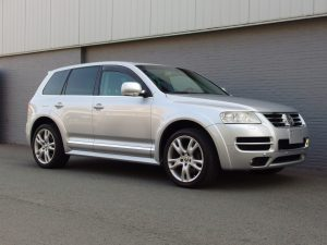Volkswagen Touareg W12 Sport 2005 (Very Rare Car & Good Condition)
