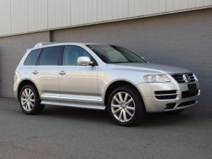 Volkswagen Touareg W12  2007 (Exclusive Edition & Great Documentation)