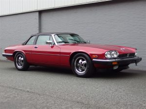 Jaguar XJ-SC V12 Targa 1987 (Rare Model & Original Condition)
