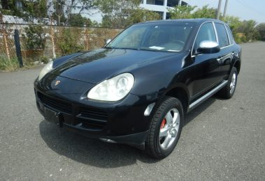 Porsche Cayenne S 2004 (Strong Youngtimer & Sunroof)