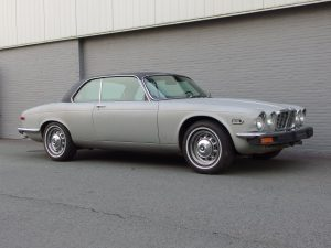 Jaguar XJ 6 Coupe 1977 (Original Running Project & Unique Barn Find)