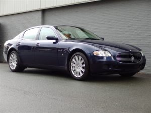Maserati Quattroporte 2004 (Mint Condition & Fast Sedan)