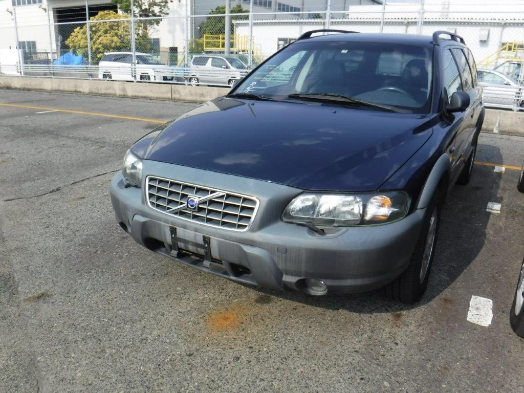 Volvo XC70 2.5L T 2004 (Presentable Youngtimer & Great Driver)