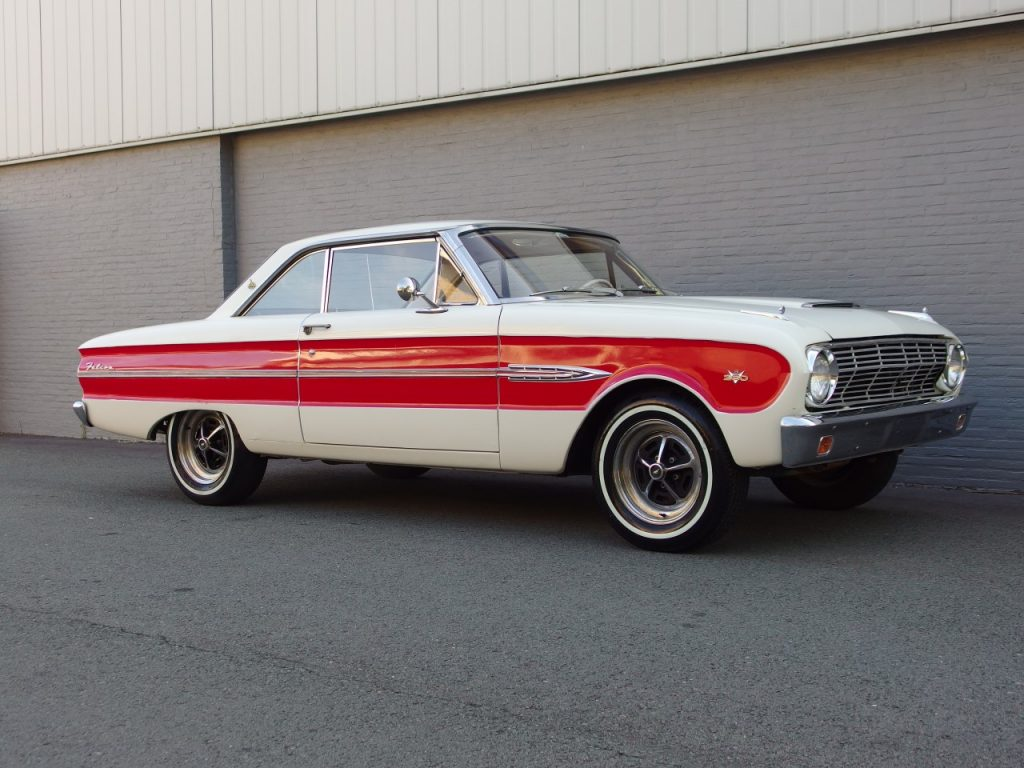 Ford Falcon V8 1963 (Rare American Muscle & Strong car)