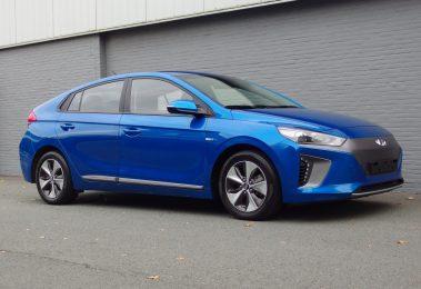 Hyundai IONIQ Electric 2017 (New Condition & Nice Driver)