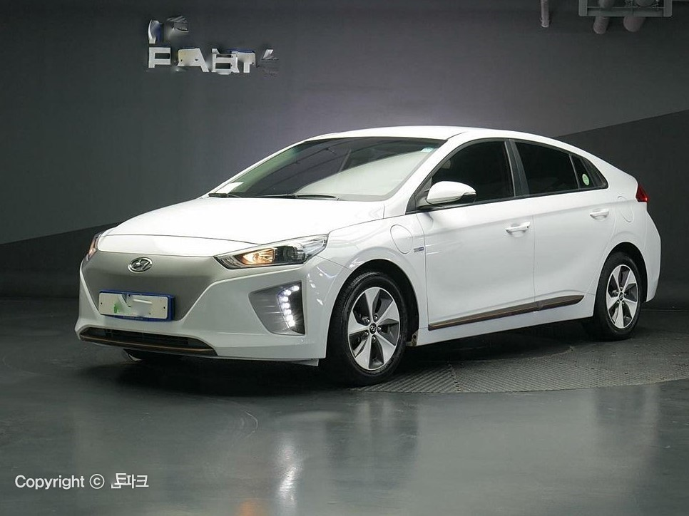 Hyundai IONIQ Electric 2017 (New Condition & Great EV Car)