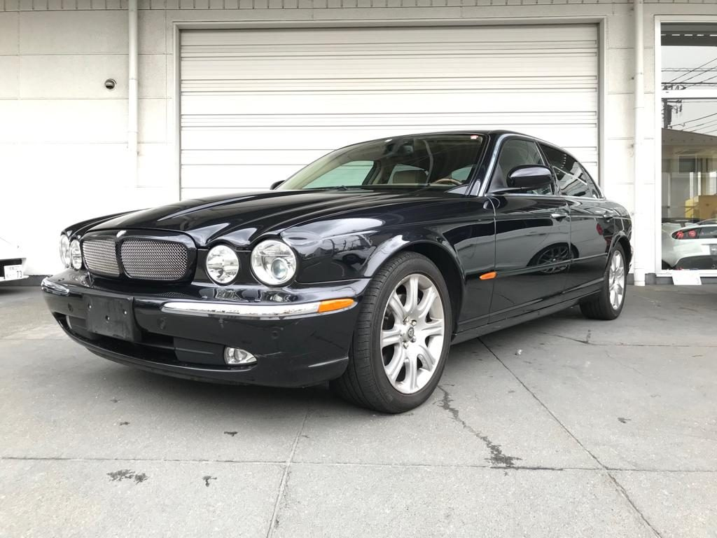 Jaguar XJ8L 4.2L 2005 (Fully Optioned & Rare Extended Version)