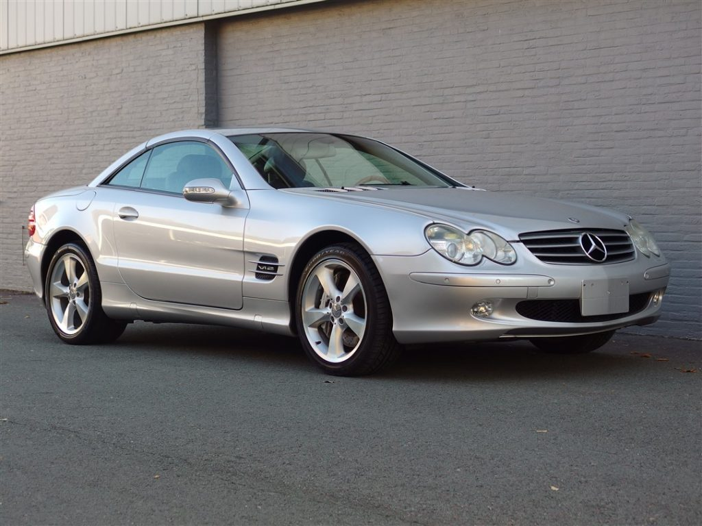 Mercedes SL 600 2003 (Very Presentable & Rare Yountimer)