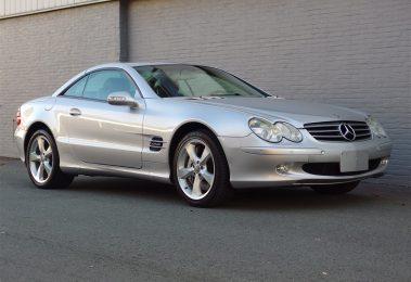Mercedes SL 600 2003 (Very Presentable & Rare Yountimer)