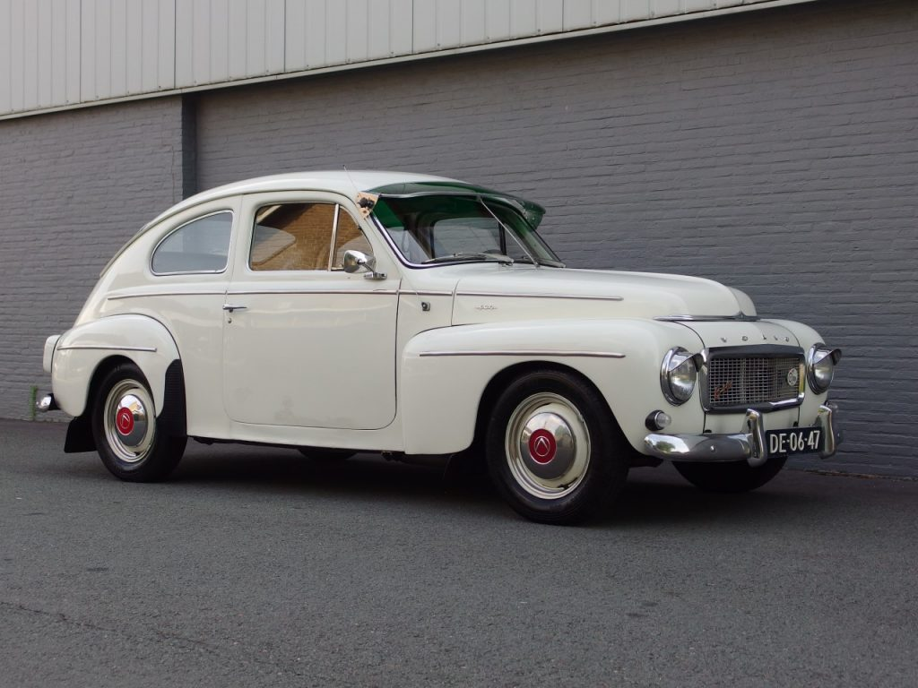 Volvo PV 544 1963 (Presentable Car & Perfect Driver)