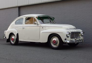 Volvo PV 544 1963 (Presentable Car & Perfect Driver)