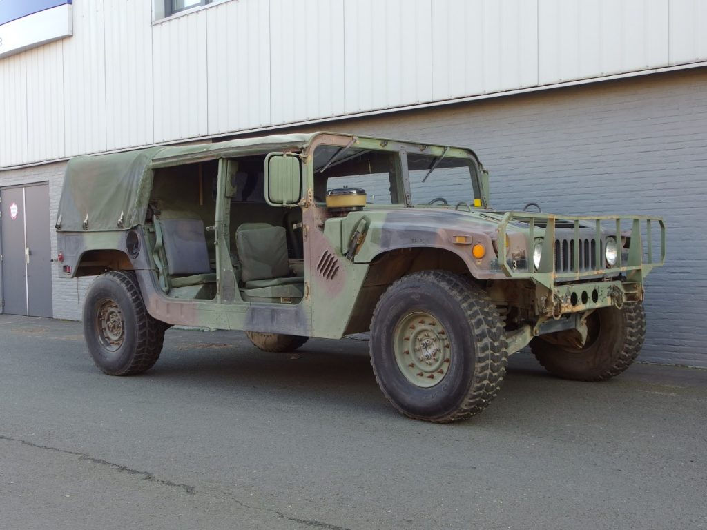 AM General HMMWV Hummer H1 1986 (Strong Machine & Original Condition)