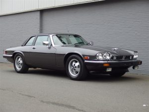 Jaguar XJ-SC Targa V12 1987 (Classy Eighties Convertible in Dorchester Grey)