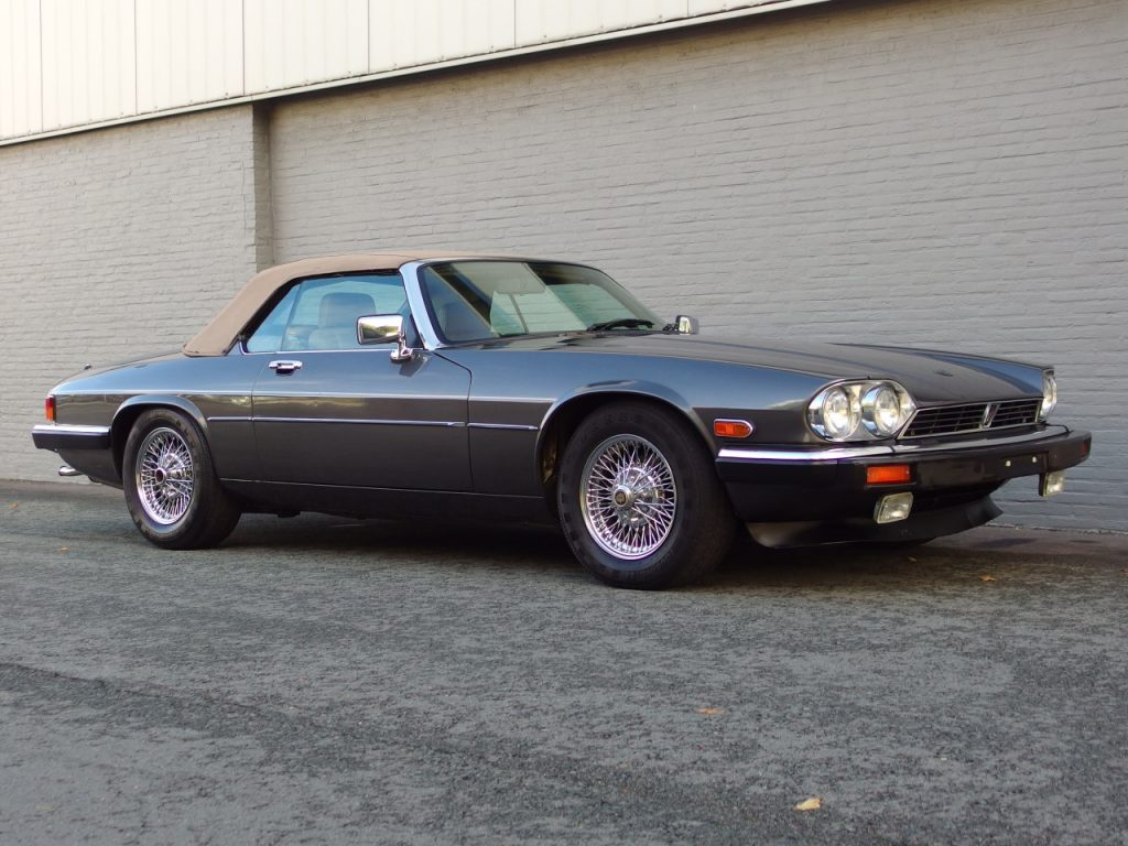 Jaguar XJS V12 Convertible 1988 (Eyecatcher & Eighties Revival)