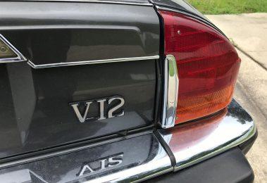 Jaguar XJS V12 Convertible 1988 (Eyecatcher & Eighties
