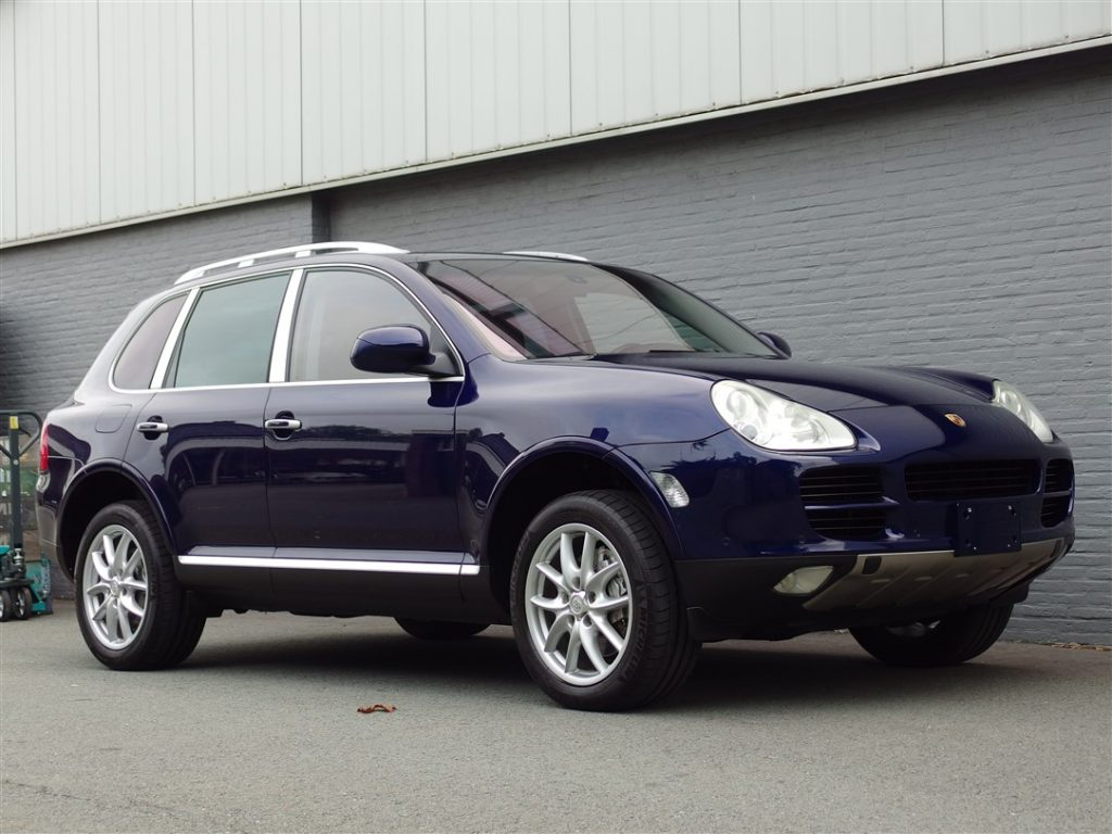 Porsche Cayenne S 2004 (Unique Color Combination & Presentable Youngtimer)