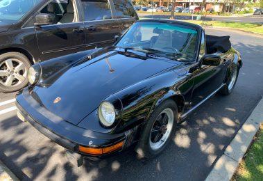 Porsche 911sc Convertible 1983 (Californian Import & Beloved Model)