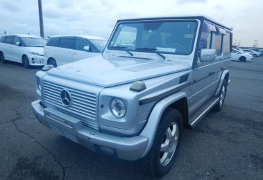 Mercedes G500L 2003 (Timeless SUV & Very Original Condition)