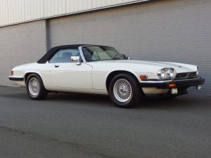 Jaguar XJS Convertible V12 1989 (Unique Interior & Presentable Car)