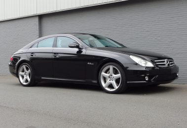 Mercedes CLS63 AMG 2007 (Extremely Powerful & Stunning Car)