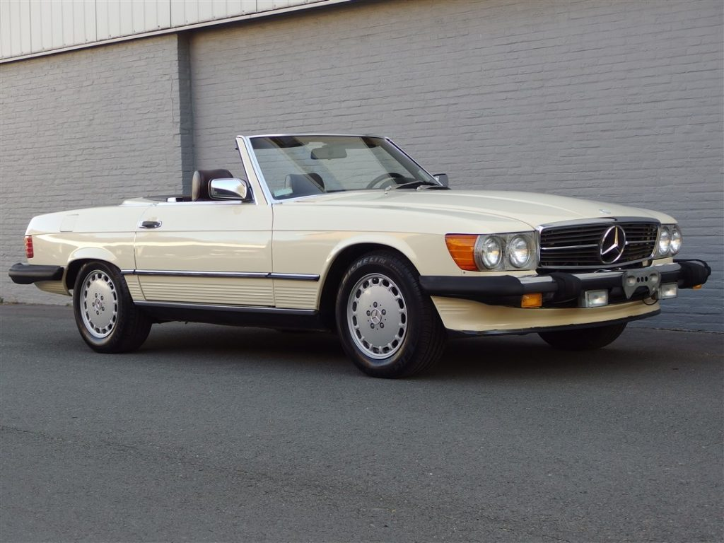 Mercedes 560 SL 1988 (Great Driver & Orginal Condition)