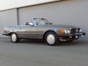 Mercedes 560 SL 1988 (Very Original Condition & Fantastic Driver)