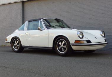 Porsche 911E Targa 1969 (Great Driver & Strong Body)