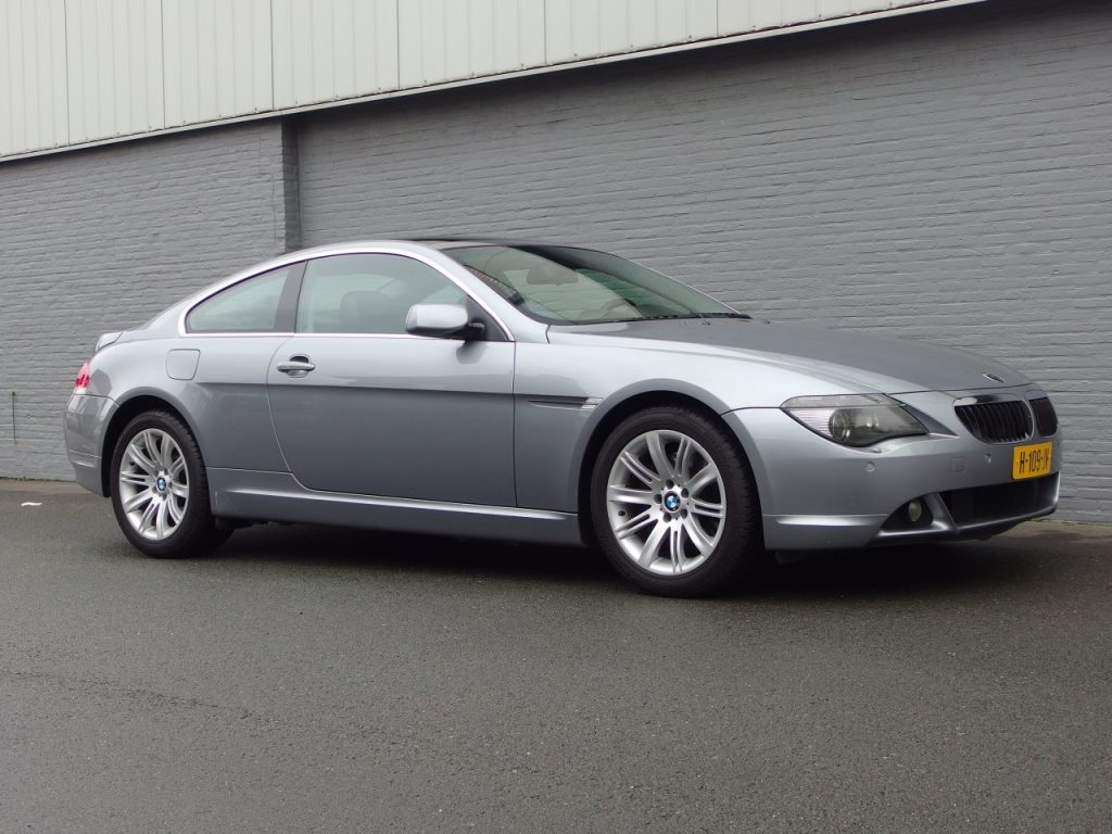 BMW 645Ci 2004 (Very Nice Condition & Dutch APK / TUV / MOT)