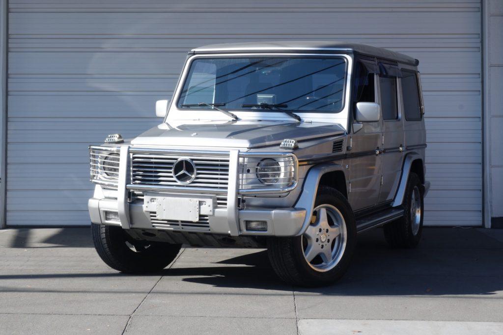 Mercedes G500 Long 2000 (Original Condition & Timeless Model)