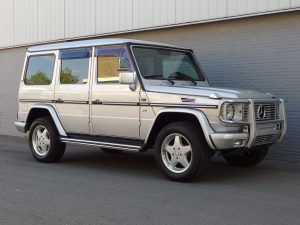 Mercedes G500 Long 2000 (Original Condition & Timeless Model)