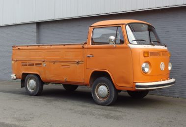 Volkswagen T2 Pick Up 1976 (Rust Free Condition & Strong Runner)