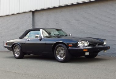 Jaguar XJS Convertible 1990 (Beautiful Condition & Summer Cruiser)
