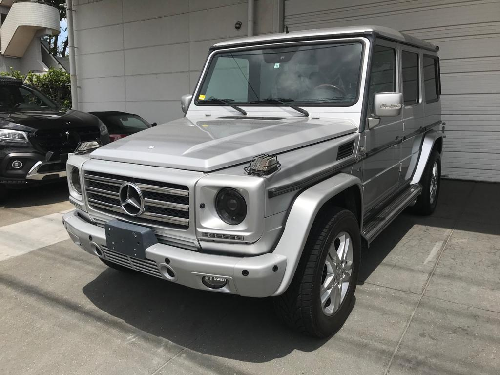 Mercedes G500 Long 2002 (Great Looking Model & Timeless Car)