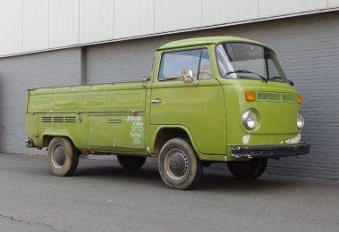 Volkswagen T2 Pick up 1979 (Very Original Condition & Great Driver)