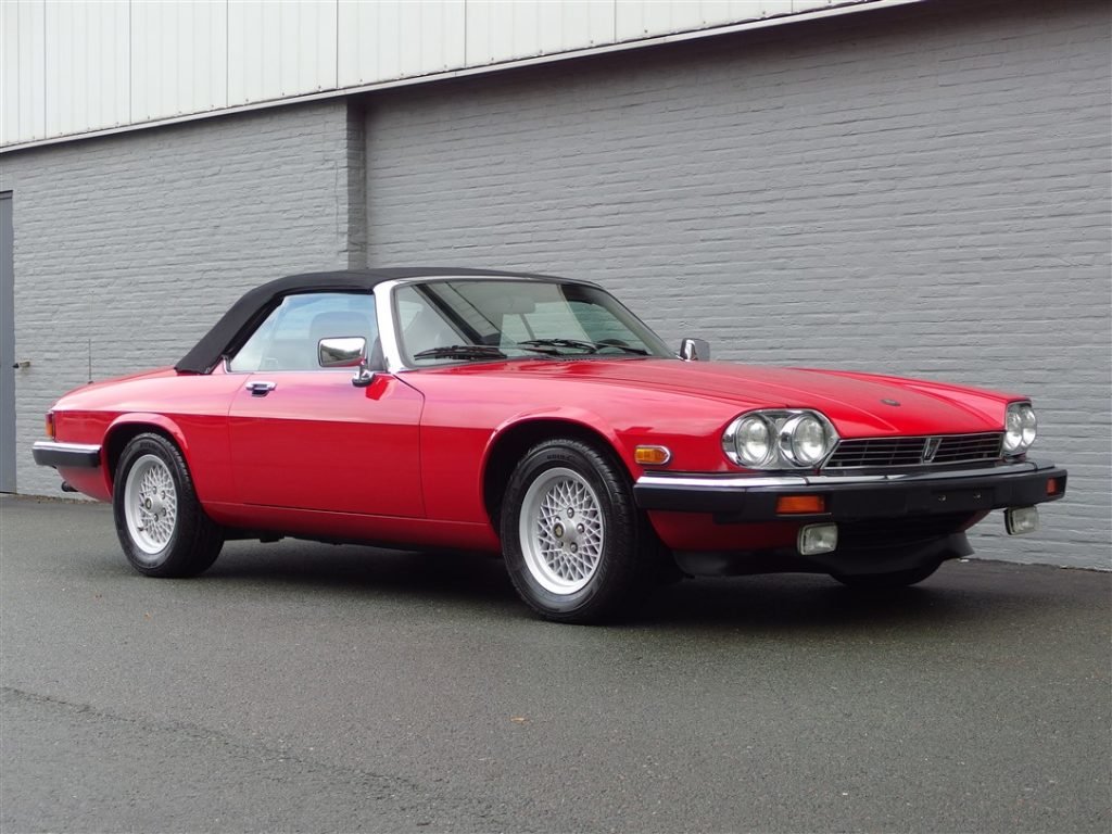 Jaguar XJS Convertible 1989 (Very Presentable & Great Documentation)
