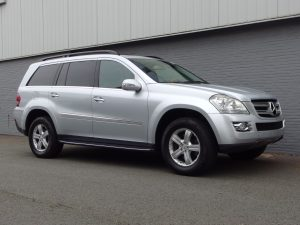Mercedes GL 550 2007 (Beautifull SUV & Seven Seater)