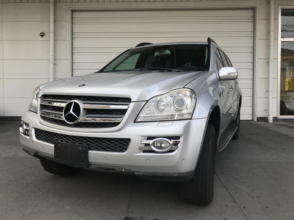 Mercedes GL 550 2007 ( Beautifull SUV & Seven Seater)