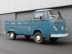 Volkswagen T2 Pick up 1978 (Rare Barn Find & Original Car)